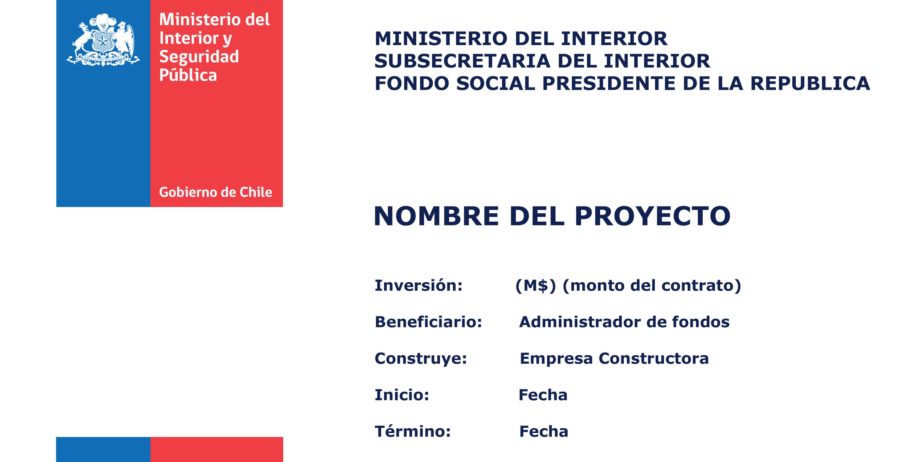 Opiniones de ministerio del interior y seguridad p blica for Registro ministerio del interior