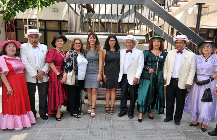 Lanzan fondo nacional del adulto mayor en tarapac for Llamado del ministerio del interior 2016