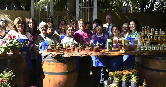 Melipilla gobernadora destaca relanzamiento de la mesa for Llamado del ministerio del interior 2016