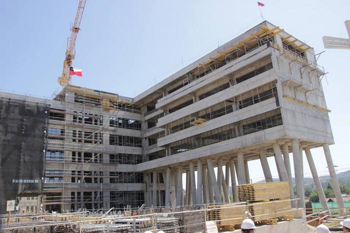 Villa alemana cierran vertedero municipal para - Estructura ministerio del interior ...