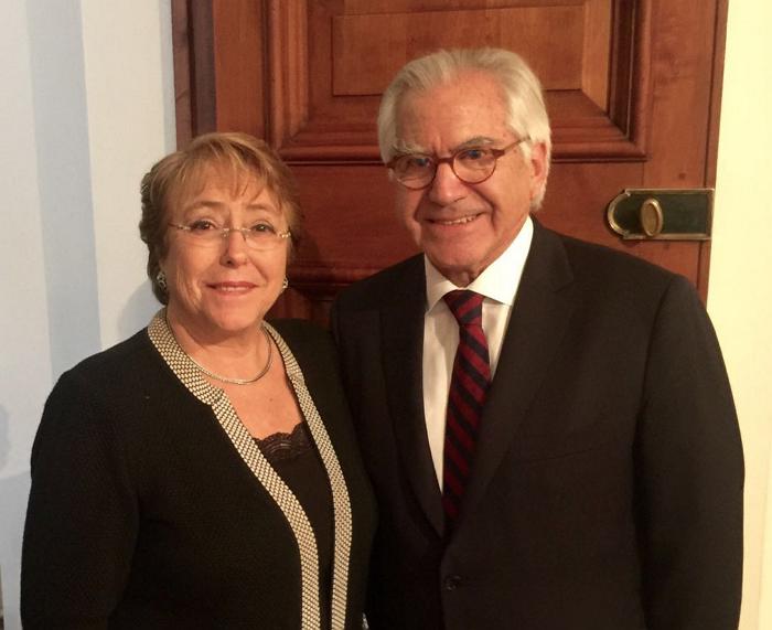 Mario fern ndez nuevo ministro del interior y seguridad for Nuevo ministro del interior 2016