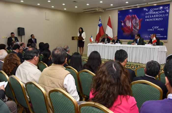 Arica tacna control integrado comienza en abril de 2017 for Ministerio del interior llamados 2016