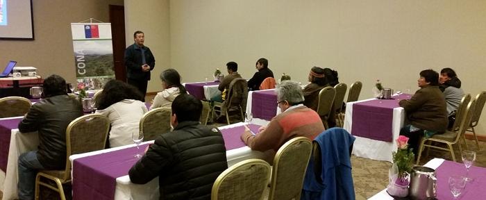 Conaf informa a pueblos ind genas sobre estrategia for Cambios en el ministerio del interior