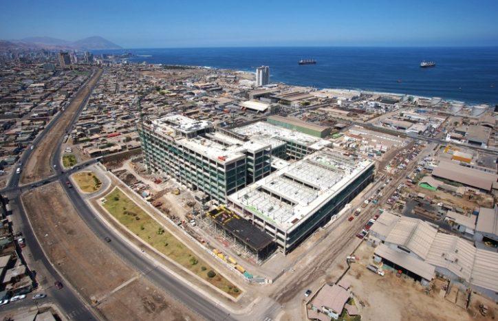 Atenci n en nuevo hospital regional de antofagasta for Ministerio del interior horario de atencion