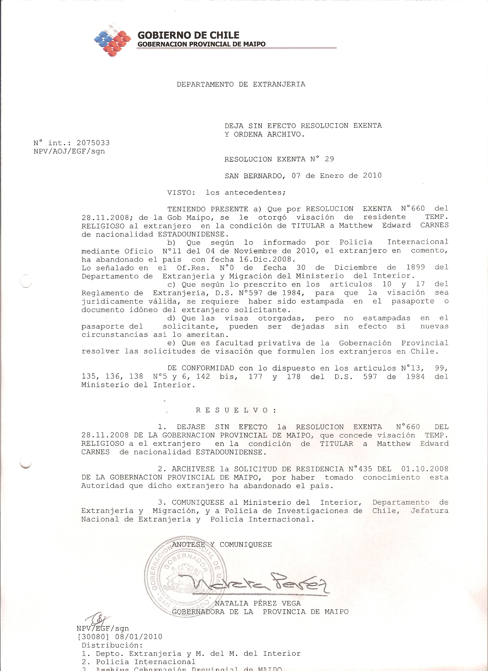 78b76a002a65 Gobernación Provincial de Maipo - Gobierno Transparente Ley N° 20.285 -  sobre Acceso a la Información Pública